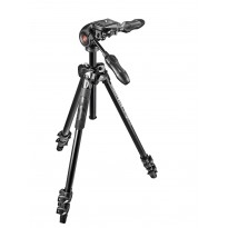 Manfrotto 290 LIGHT + Rótula 3 WAY (Aluminio)