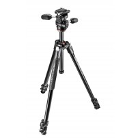 Manfrotto 290 XTRA + Rótula 3 WAY (Aluminio)